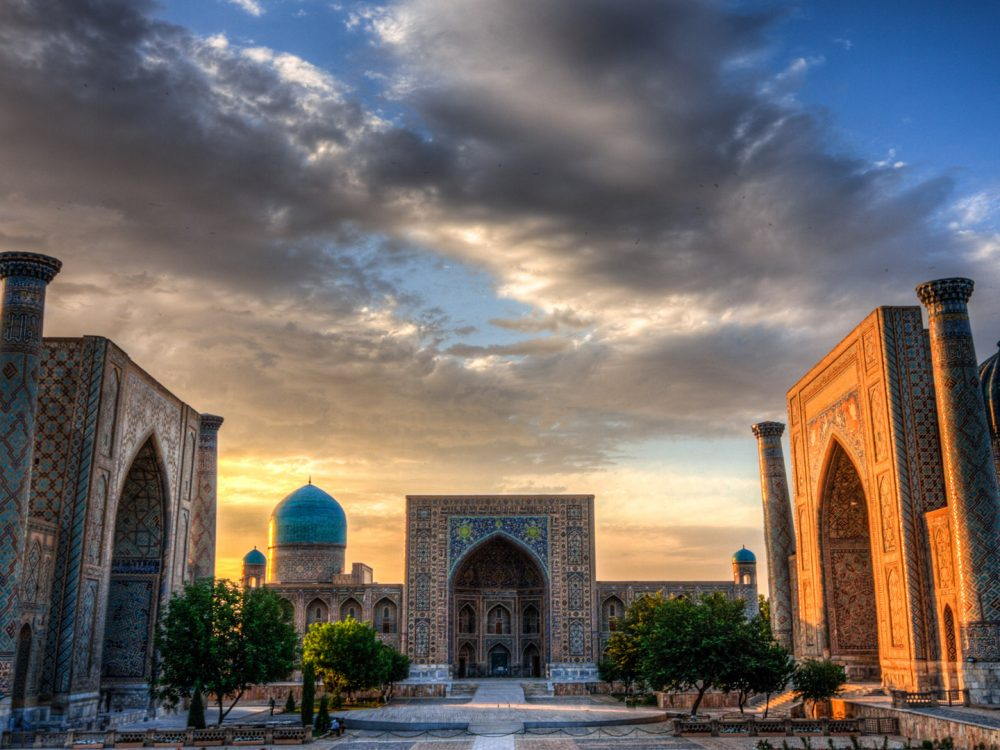 Finandi-Uzbekistan
